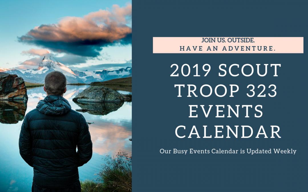 Boy Scouts Troop 323 Baldwin Whitehall Events Calendar